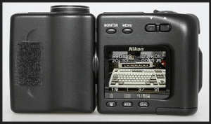 Nikon 950 Manual for Nikon Extraordinary Camera with Swivel-Body