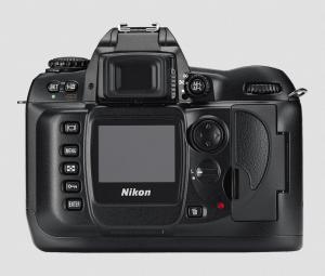 Nikon D100 Manual, a Manual of Your Expected DSLR