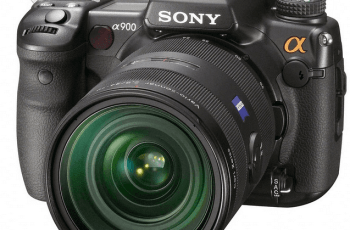Sony Alpha A900 Manual User Guide and Detail Specification