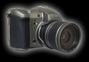 Sony DSC D770 Manual for Sony's Mixed Digicam and DSLR Camera