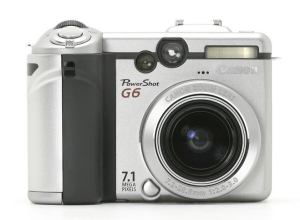 Canon PowerShot G6 Manual for Canon's Excellent Choice of 7 MP Compact,