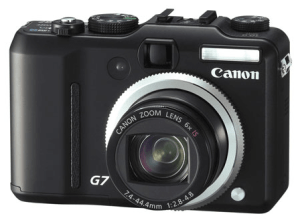 Canon PowerShot G7 Manual User Guide and Specification