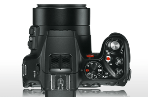 Leica V-Lux 4 Manual for Leica SLR camera with Compact Handling