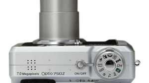 Pentax Optio 750Z Manual User Guide and Detail Specification