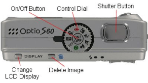 Pentax Optio S60 Manual User Guide and Detail Specification