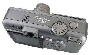 Canon PowerShot S60 Manual User Guide and Detail Specification