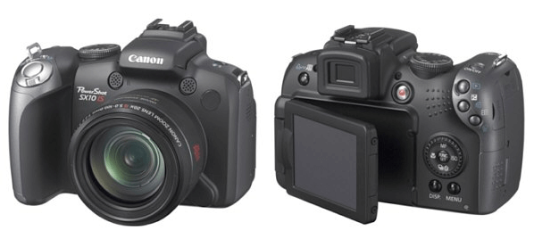Canon PowerShot SX10 IS Manual, FREE Download User Guide PDF