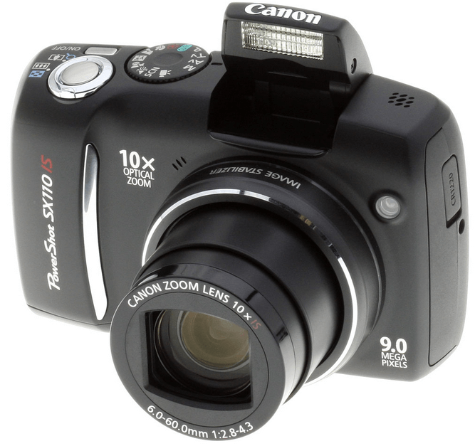 Canon PowerShot SX110 IS Manual, FREE Download User Guide