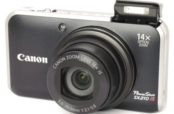 Canon PowerShot SX210 IS Manual User Guide and Specification