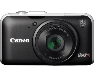 Canon PowerShot SX230 HS Manual fro Canon's Great 12MP Compact with GPS