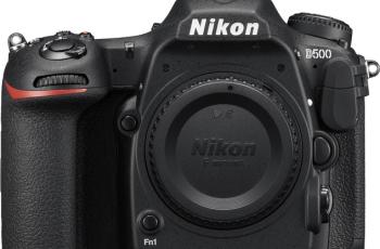 Nikon D500 Manual fro Nikon's Solid Magnesium Alloy Camera
