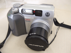 Olympus C-4000 Zoom Manual User Guide and Detail Specification