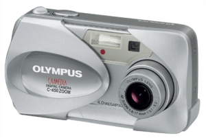 Olympus C-450 Zoom Manual User Guide and Detail Specification