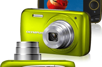 Olympus VH-210 Manual, a Manual for your Fruity Olympus Compact