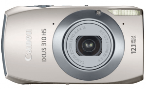 """Canon PowerShot ELPH 500 HS Manual for Canon's Great Compact with 3.2"""" Touch Screen LCD"""