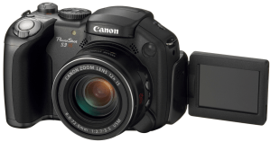 Canon PowerShot S3 IS Manual for Your Sophisticated Canon's Flipped-Screen DSLR