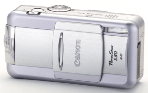 Canon PowerShot S30 Manual User Guide and Specification