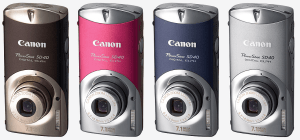 Canon PowerShot SD 40 Manual for Your Chick Fashion Companion