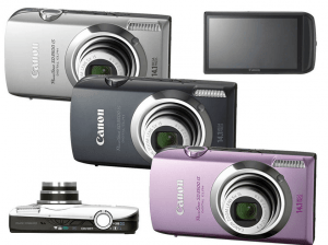 Canon PowerShot SD3500 IS Manual for Canon's Cutie Camera with GPS and Wi-Fi.