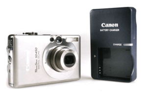 Canon PowerShot SD450 Manual User Guide and Detail Specification