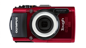Olympus TG-3 Manual: Manual of Olympus's Fine Rugged Camera