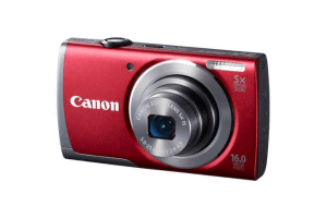 Canon PowerShot A3500 IS Manual for Canon's Compact Camera with Full HD Recording Capability