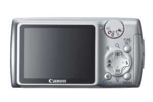 Canon PowerShot A470 Manual for Canon's 7MP Compact Camera with DIGIC III Technology