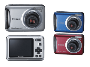 Canon PowerShot A495 Manual for Canon's Ultimate Compact