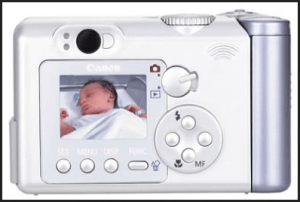 Canon PowerShot A60 Manual User Guide and Specification