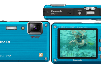 Panasonic DMC-FT1 Manual for Panasonic Brightly Rugged Camera