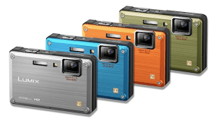 Panasonic DMC-FT1 Manual for Panasonic Brightly Rugged Camera
