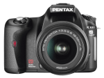 Pentax K100D Super Manual User Guide and detail Specification
