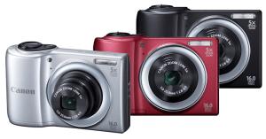 Canon PowerShot A810 Manual: Camera variant