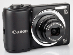 Canon PowerShot A810 Manual