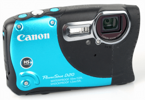 Canon PowerShot D20 Manual for Canon's Best Rugged Camera Ever