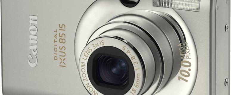 Canon PowerShot SD770 IS Camera