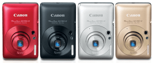 Canon PowerShot SD780 IS manual: camera variant