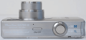 Canon PowerShot SD790 IS Manual User Guide and Specification