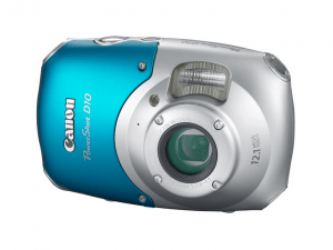 Canon Powershot D10 Manual for Canon's First Rugged Camera Ever