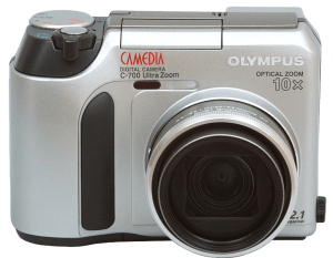 Olympus C-720 Ultra Zoom Manual User Guide and Detail Review