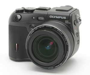 Olympus C-8080 Wide Zoom Manual: Manual of a Complete Camera for Serious Shooter