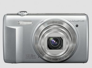 Olympus VR-370 Manual for Budget Friendly Olympus Sophisticated Compact