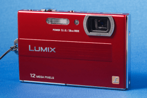 Panasonic DMC-FP8 Manual User Guide and Detail Specification