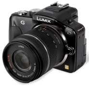 Panasonic DMC-G3 Manual for Panasonic's Small and Light Camera