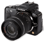 Panasonic DMC-G3 Manual for Panasonic's Small and Light Camera