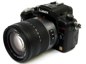 Panasonic DMC-GH2 Manual for Panasonic's Macro Four Thirds Camera