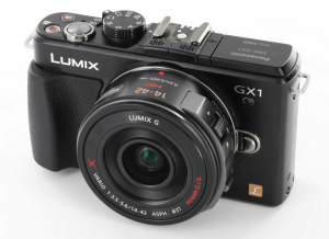 Panasonic DMC-GX1 Manual, a Manual of Panasonic's Micro Four Thirds Camera