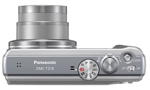 Panasonic DMC-TZ18 Manual for Panasonic Compact with Leica Lens