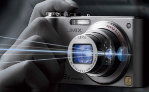 Panasonic DMC-ZX1 Manual for Panasonic Sleek and Solid Compact 1