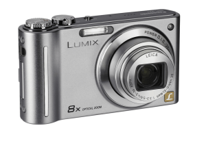 Panasonic DMC-ZX1 Manual for Panasonic Sleek and Solid Compact